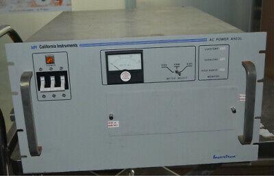 California Instruments 4503l Ac Power Sourcea01