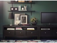 TV unit with 3 drawers and space for 3 digital devices - Good condition, light wear