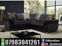 **25% off**New GOSHI SHANNON 3+2 seater sofa corner sofa