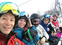 Friendly Ski Lessons Based Meetup Group - See Video