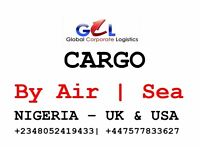 CHEAP DISCOUNTED! SEA & AIR CARGO UK - Ship WORLDWIDE | Parcel Express Delivery | #GCLShipping