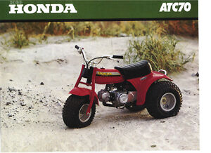 Wanted Honda ATC 70 3 wheeler
