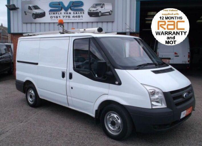 2008 08 FORD TRANSIT 2.2 TDCI SWB LOW ROOF VERY CLEAN VAN CHOICE OF 5 IN STOCK