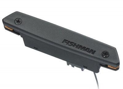 Fishman Rare Earth Active Single Coil Magnetic Guitar Soundhole Pickup w/Preamp