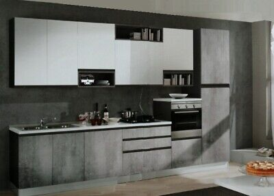 Cucina Completa Moderna.Iiᐅ Cucina Completa Componibile ᐅ Arreda Casa Online