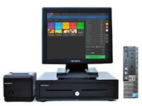 """17"""" Touchscreen EPOS POS System for Retail and Hospitality Businesses"""
