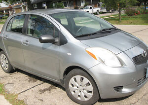 2008 Toyota Yaris Hatchback - Great Condition