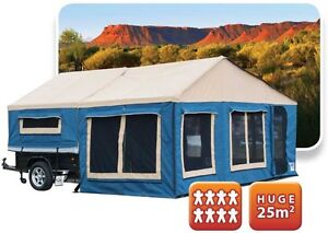 Camper Trailer Tent Top SAVE $600 Portsmith Cairns City Preview