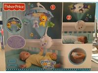 Fisher-Price Cot mobile / projector