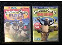 Kids DVDs.