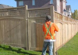 Exterior Painting,Garage Door,Deck,Brick,Fence,Concrete,Roof