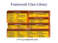 .Net Framework Class Library (FCL) - javatpoint