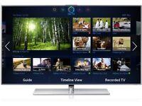 46 Samsung slim Builtin wifi smart led tv