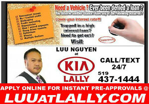 AUTO FINANCING FOR EVERYONE