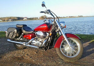 Honda Shadow Aero 750cc  (2005)