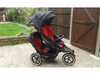 Phil and Teds Explorer - Double Seater, Cocoon & Sleeping bag - REDUCED