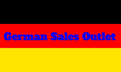 German Sales Outlet