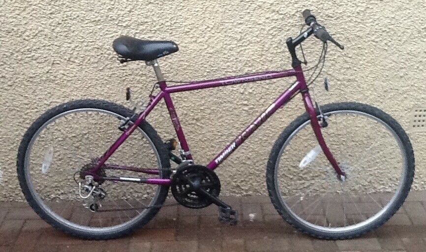 "Bike/Bicycle.GENTS TOWNSEND "" TIMBER TRAIL "" MOUNTAIN BIKE"