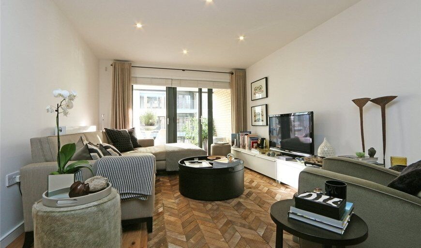 Absolutely stunning modern 3 bed flat to rent - Brixton
