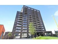 STUNNING BRAND NEW 2 BED 2 BATH FLAT IN THE NEW LONDON CITY ISLAND, E14 0JW, GYM, PORTER, WOWWOWWOW