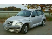 Chrysler PT Cruiser 2.0L Petrol low mileage long MOT