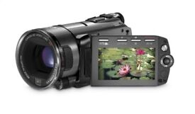 NEW SEALED CANON LEGRIA HF S100 (HFS100) FULL HD CAMCORDER