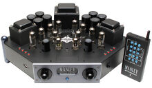 Manley Stingray ll valve integrated amplifier from USA Ex-demo Prospect Prospect Area Preview