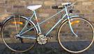 Vintage ladies bike Peugeot, frame size 19 / serviced & WARRANTY / Welcome for cup of tea