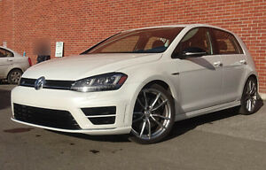 2016 Golf R DSG automatic, 7000km lease takeover transfer