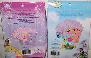 Disney Princess & Tinkerbell - Stamp Activity Sets - NEW London Ontario image 2
