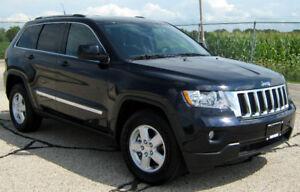 Jeep Grand Cherokee Laredo 2011 Noire 72 000km