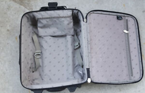 Small carry on suit case
