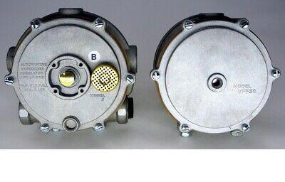 Jb-2 Vff30-2 Propane Regulator Converter Lockoff Forklift Fork Impco Style Lpg