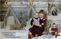 Photography - Kids Christmas Mini Sessions