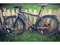 VooDoo Marasa Hybrid Bike 20 inch frame.
