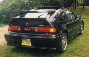 CRX rear spoiler on special from $129 on