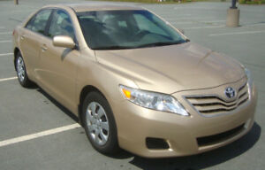 2010 TOYOTA CAMRY LE ***VERY LOW MILEAGE/EXCELLENT CONDITION***