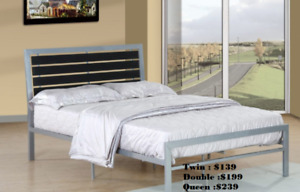 Double bed $199  Clearance sale ! every thing must to go