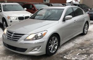 2012 Hyundai Genesis 3.8L - Extra Clean - ONLY $11,450.00!