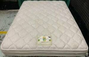 Good condition Pillow Top queen mattress only. Pick up or deliver
