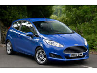 Ford Fiesta 1.0 ( 100ps ) EcoBoost ( s/s ) 2013.25MY Zetec Blue Candy