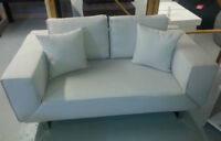 CARTER Convertible loveseat sofa / day bed