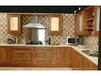 Wood Effect Walnut Kitchen For Sale, Only £945!