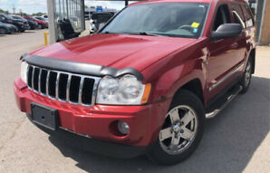 2006 Jeep Grand Cherokee Limited AWD