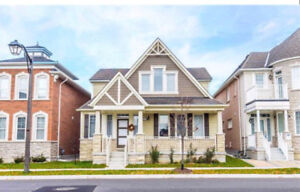 5 Bedrooms 2 garage detached house for rent in Cornell Markham