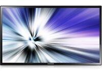 Samsung smart signage display screen