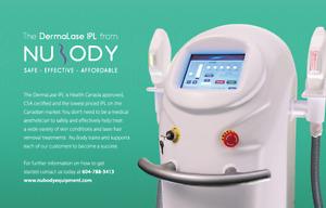 Begin Your Cosmetic Laser Biz - Training, Cert & More