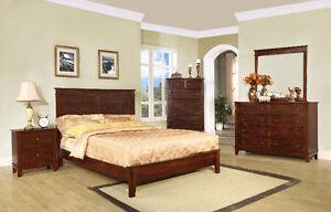 Brand new queen 7 piece bedroom set $1098 LAST CHANCE+GREAT DEAL
