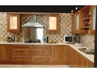 Shaker Walnut Wood Effect Kitchen for Sale For as little £945