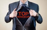 Top Vendeur/Vendeuse outil publicitaire